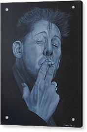 Shane Macgowan Acrylic Print