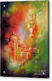 Shangrila Acrylic Print