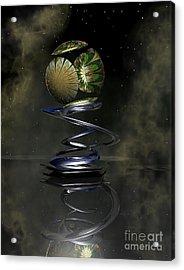 Shapero's Flower Acrylic Print