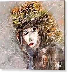 SHE Acrylic Print
