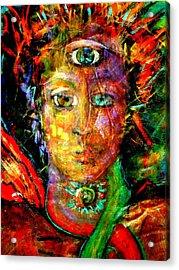 Third Eye Acrylic Print