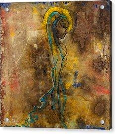She Walks In Beauty  Acrylic Print