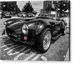 Shelby Cobra 001 Acrylic Print by Lance Vaughn