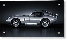 Shelby Daytona - Bullet Acrylic Print