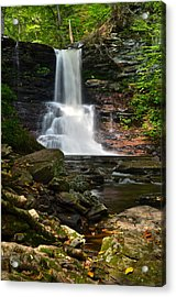Sheldon Reynolds Acrylic Print by Frozen in Time Fine Art Photography