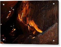 Shenandoah Caverns - 121218 Acrylic Print by DC Photographer