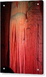 Shenandoah Caverns - 121252 Acrylic Print