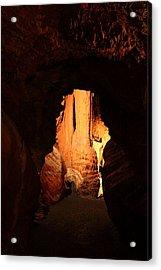 Shenandoah Caverns - 121269 Acrylic Print by DC Photographer