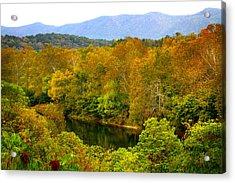 Shenandoah River Acrylic Print
