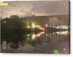 Shenandoah Valley - 011327 Acrylic Print by DC Photographer