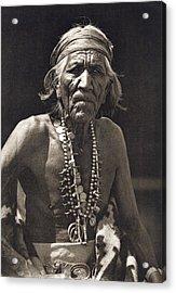Shepherd Of The Hills, Navajo Acrylic Print