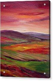 Shepherds Delight Acrylic Print