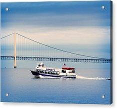 Shepler's Ferry Line Acrylic Print
