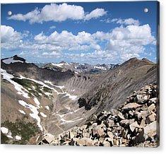Shermans View Acrylic Print