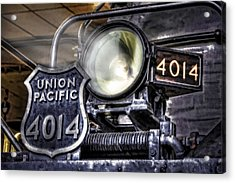Acrylic Print featuring the photograph Shine Bright by Ken Smith