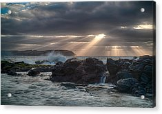 Shine On Acrylic Print