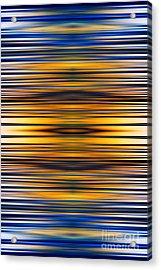 Shine Acrylic Print by Tim Gainey