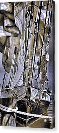 Acrylic Print featuring the photograph Shining Sea by Robert McCubbin
