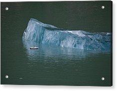 Ship And Iceberg Acrylic Print