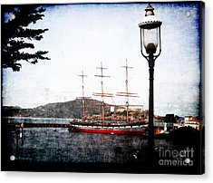 Clipper Ship Acrylic Print