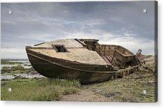 Ship Shape Acrylic Print by Nigel Jones