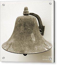 Ship's Bell Acrylic Print