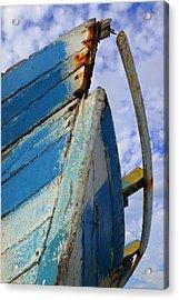 Shipwreck Acrylic Print by Skip Hunt