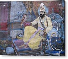 Guru Gobind Singh Acrylic Print