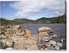 Shoal Pond - Pemigewasset Wilderness New Hampshire Usa Acrylic Print