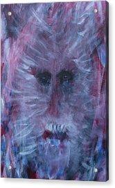 Shocked Acrylic Print by Randall Ciotti