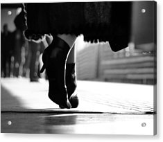 Shoes Acrylic Print by Ana Leko Nikolic