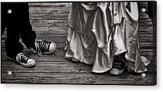 Shoes Acrylic Print