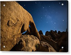 Shooting Star Acrylic Print