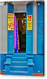 Shop New Orleans Acrylic Print