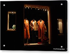 Shop Window Acrylic Print