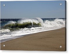 Shore Break Acrylic Print