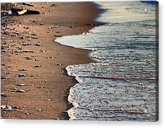 Acrylic Print featuring the photograph Shore by Bruce Patrick Smith