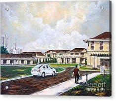 Shriners Hospital Acrylic Print