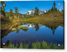 Shuksan Reflection Acrylic Print