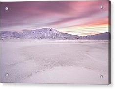Sibillini National Park - Sunrise Acrylic Print