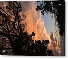 Side Sky Acrylic Print