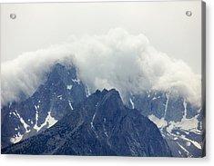 Sierra Clouds Acrylic Print
