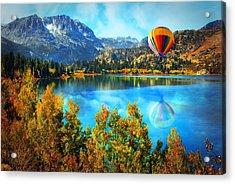 Sierra Dreaming  Acrylic Print