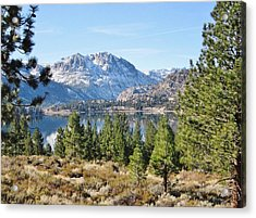 Acrylic Print featuring the photograph Sierra Perfect by Marilyn Diaz