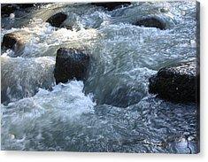 Sierra Rapids Acrylic Print