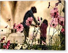 Sight In The Memory Acrylic Print by Takako Fukaya