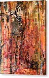 Signal Son Acrylic Print by Buck Buchheister