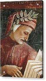 Signorelli, Luca 1445-1523. The Poet Acrylic Print