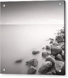 Acrylic Print featuring the photograph Silence II by Frodi Brinks