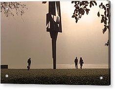 Silhouettes I Acrylic Print